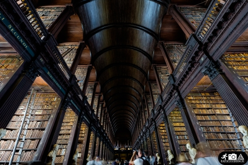 Book of Kells - Longroom - Dublin