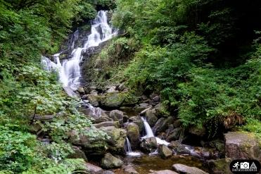 Killarney National Park Wasserfall