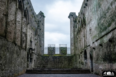 Rock of Cashel Ruine