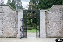 Powerscourt House Gardens